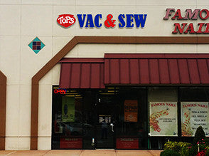 Tops Vacuum & Sewing - Tampa