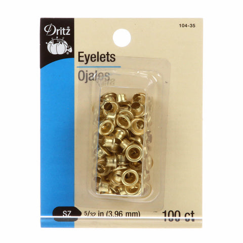 Dritz Eyelets 5/32-Inch 100ct