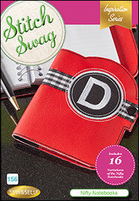 DIME Stitch Swag - Nifty Notebooks