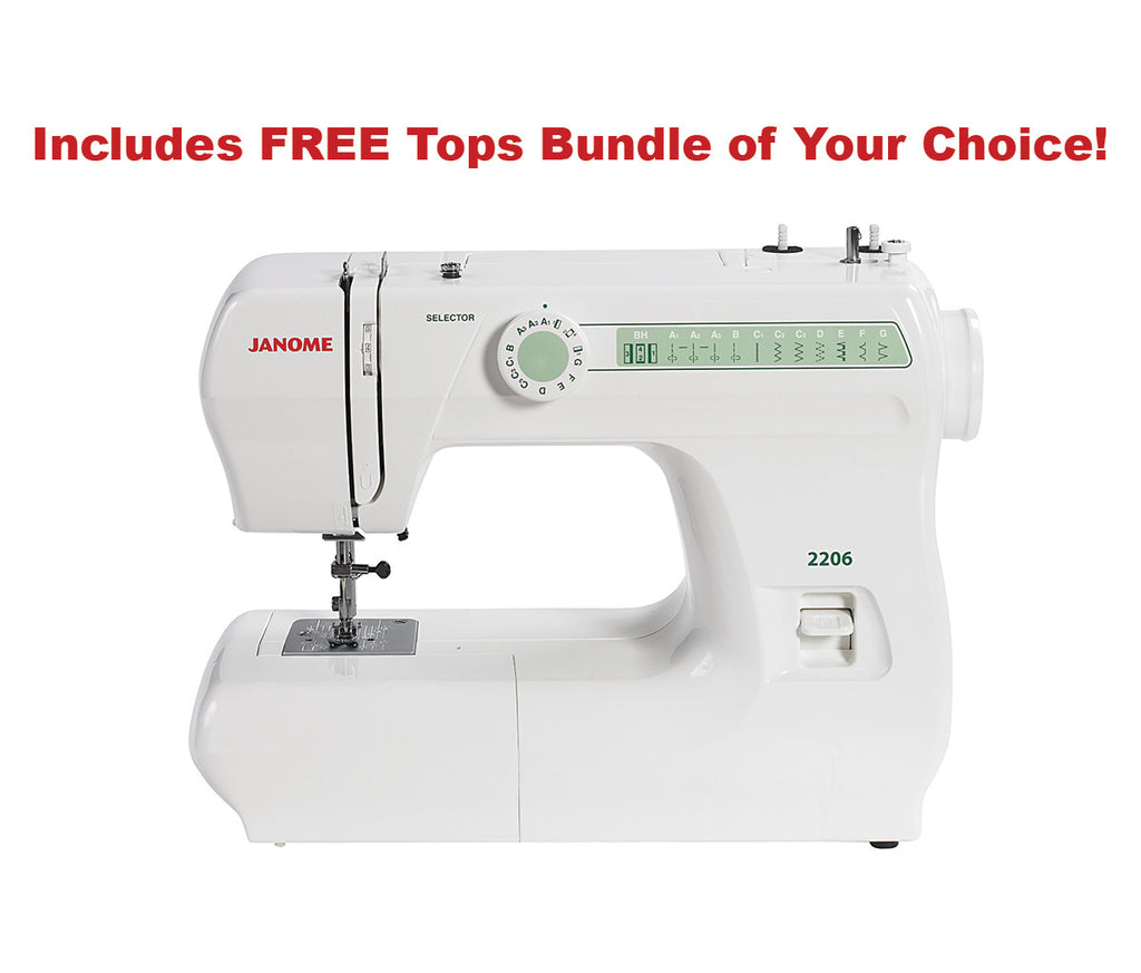 Janome 2206 Mechanical Sewing Machine