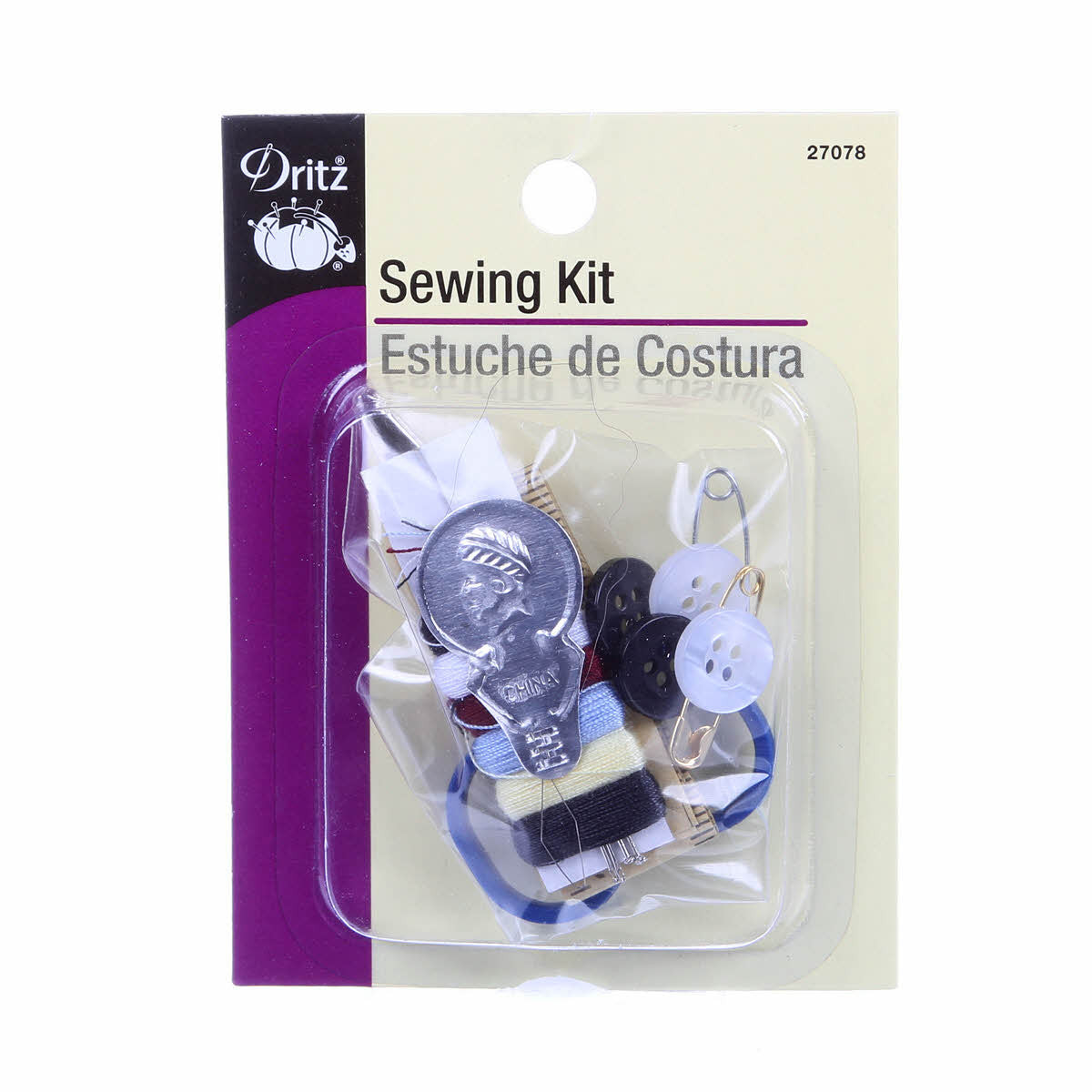 Dritz Travel Sewing Kit