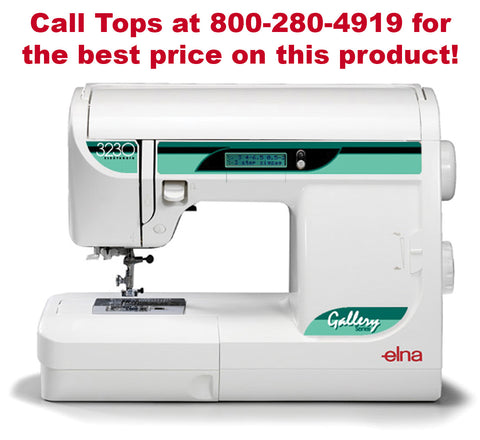 Elna EXcellence 40 Computerized Sewing And Quilting Machine Tops Best Elna 780 Sewing Machine