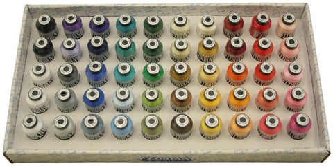 Floriani 50 Spool Thread Set 1