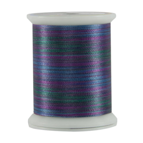 Superior Threads - Fantastico Variegated Polyester Thread - Batik Blue