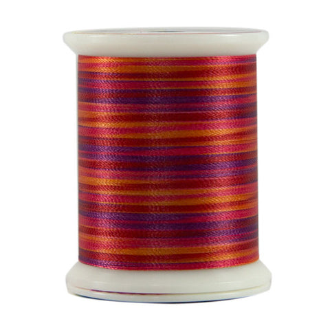 Superior Threads - Fantastico Variegated Polyester Thread - Cha Cha