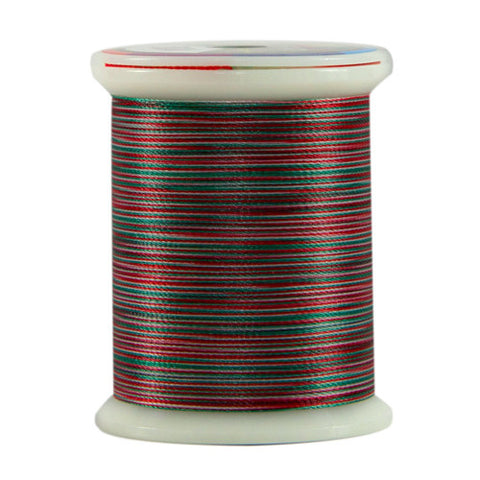 Superior Threads - Fantastico Variegated Polyester Thread - 'Tis the Season