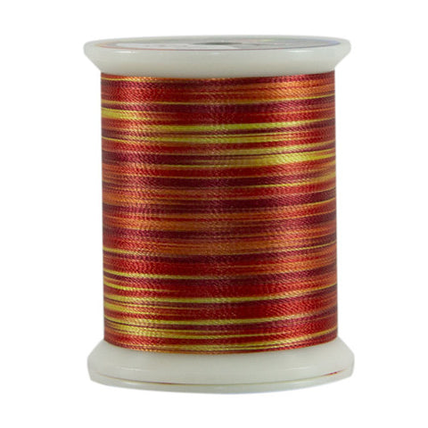 Superior Threads - Fantastico Variegated Polyester Thread - Blaze