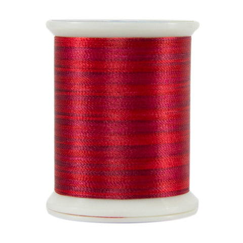 Superior Threads - Fantastico Variegated Polyester Thread - Bullfighter Red