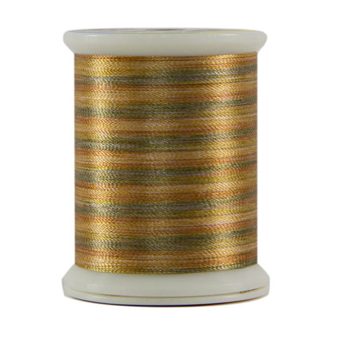 Superior Threads - Fantastico Variegated Polyester Thread - Candlewood