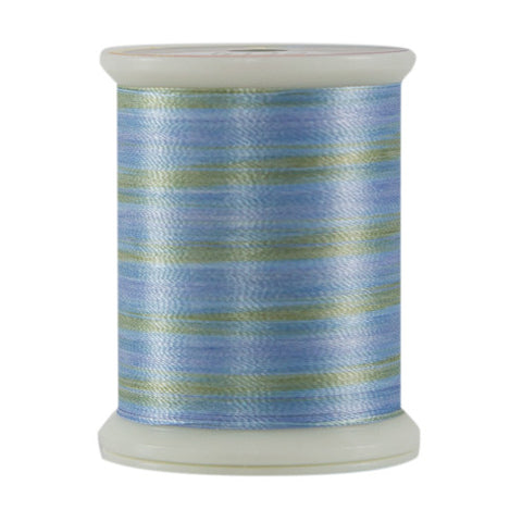 Superior Threads - Fantastico Variegated Polyester Thread - Arctic Frost