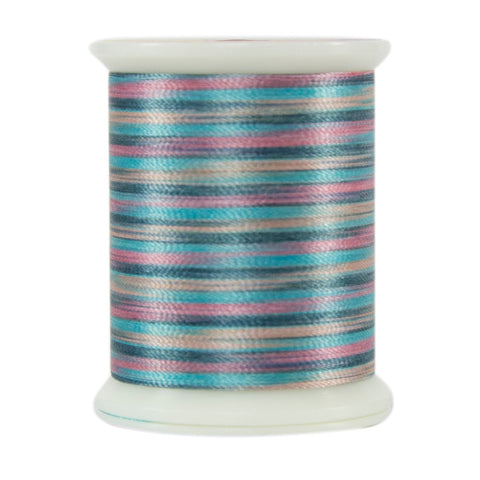 Superior Threads - Fantastico Variegated Polyester Thread - Birthday Cake