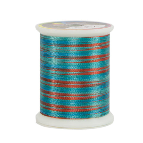 Superior Threads - Fantastico Variegated Polyester Thread - Budgie