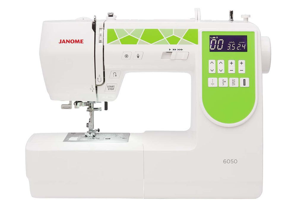 Janome 6050 Computerized Sewing Machine