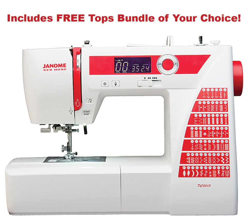 Janome DC2015 Decor Computer Sewing Machine
