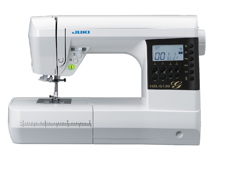 Juki HZL-G120 Computerized Sewing Machine
