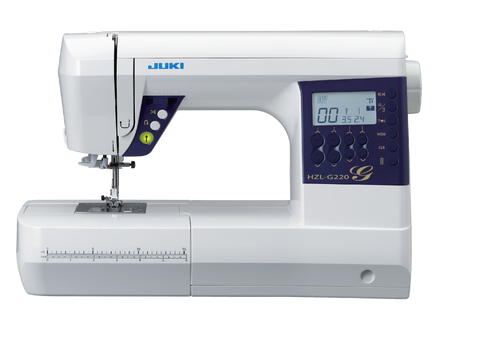 Juki HZL-G220 Computerized Sewing Machine