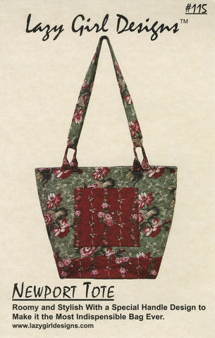 Lazy Girl Designs Newport Tote