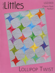 Lazy Girl Designs Lollipop Twist Quilt