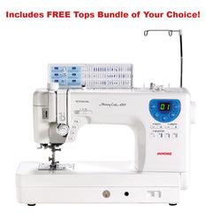 Janome Memory Craft 6300P Sewing And Quilting Machine