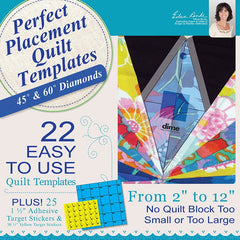 DIME Perfect Placement Quilt Template - Bundle