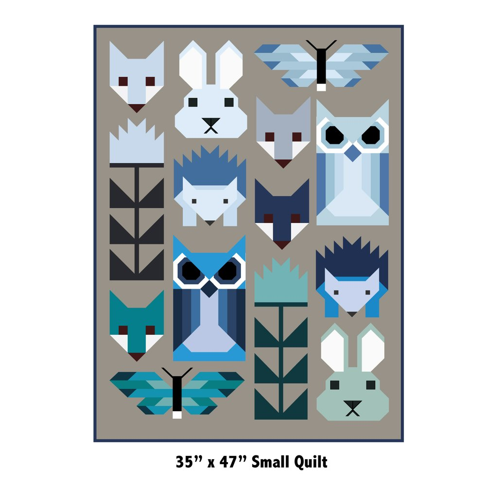 friends quilts release forest pattern fresh sew quilt