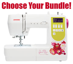 Janome AMH M100 Anna Maria Horner Sewing & Quilting Machine