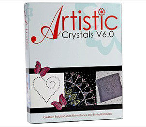 Artistic Crystals Software, Version 6