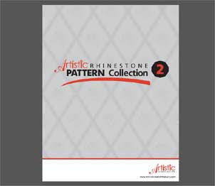 Artistic Rhinestone Pattern Collection 2
