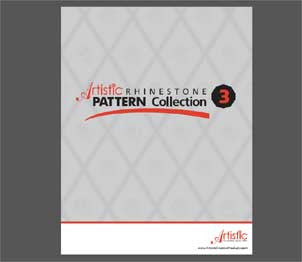 Artistic Rhinestone Pattern Collection 3