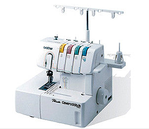 Brother 2340CV 2/3/4-Thread Cover Stitch Machine