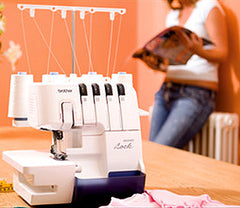 Brother 3034D In Sewing Room