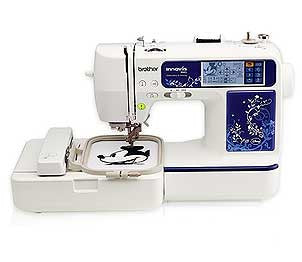 Brother Innov-Is NV990D Sewing Embroidery Machine