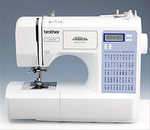 Brother CS5055PRW Project Runway Ltd Edition Computerized Sewing Machine