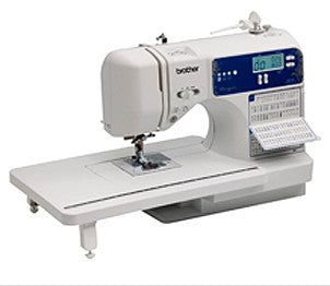 Brother Designio DZ2750 Computerized Sewing Quilting Machine With One Font