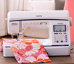 Brother Innov-ís NQ1300PRW With Sewing Project