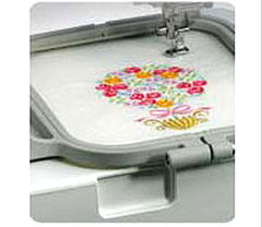 Brother LB6800PRW Embroidery Field