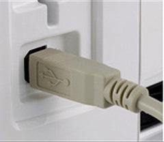 Brother LB6800PRW USB Ports