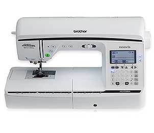 Brother Innov-Is NQ700PRW Sewing Quilting Machine