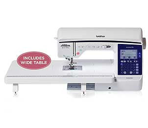 Brother Innov-Is NQ900PRW Sewing Quilting Machine