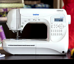 Brother PC420PRW Project Runway Computerized Sewing Machine