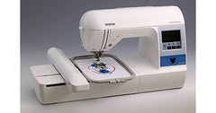 Brother PE780D Embroidery Machine With Disney Designs