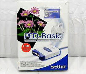 Brother PED-BASIC Embroidery Software