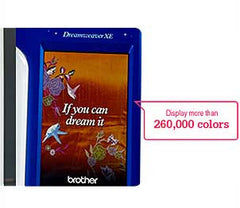 Brother Innov-Is VQ3000 DreamWeaver LCD Touch Screen