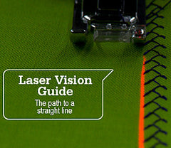 Brother Innov-Is VQ3000 DreamWeaver Laser Guide