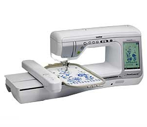 Brother Innov-Is VM5100 DreamCreator XE Sewing Quilting Embroidery Machine