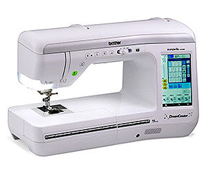 Brother Innov-Is VQ2400 DreamCreator Sewing Quilting Machine