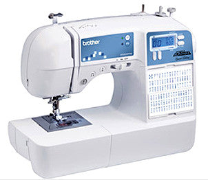 Brother XR9500PRW Project Runway Ltd Eidtion Computerized Sewing Machine