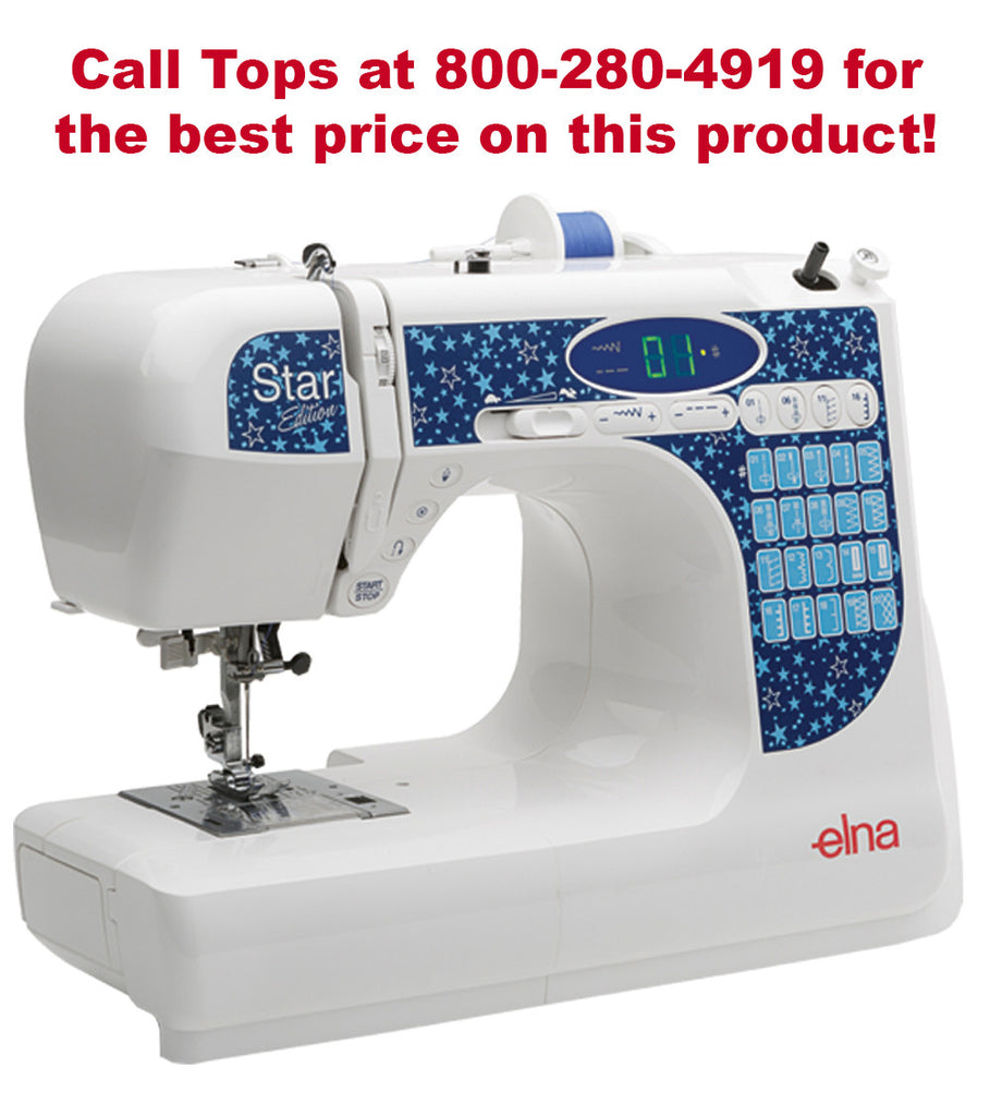 Elna Star Computerized Compact Sewing Machine
