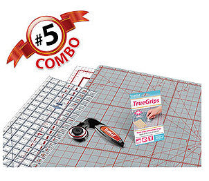 Grace My Comfort 45mm Cutter With Mat And Non-Slip Pad Combo Number 5