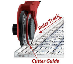 Grace StraightCut Rotary Cutter Track And Guide